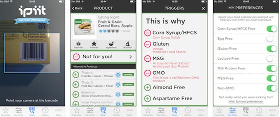Ipiit Food App