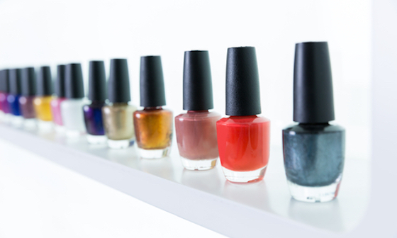 Nail Polish Alert - Some nail polishes have toxic chemicals that we should avoid