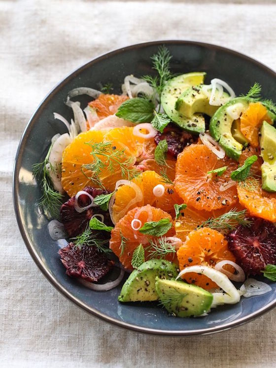 Winter Panzanella Salad With Grapefruit, Fennel And ...