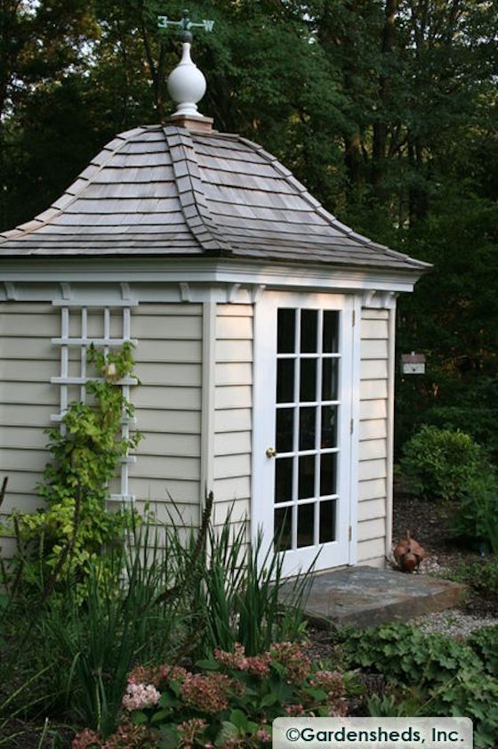 9 Attractive Garden Sheds Omg Lifestyle Blog