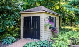 9 Attractive Garden Sheds