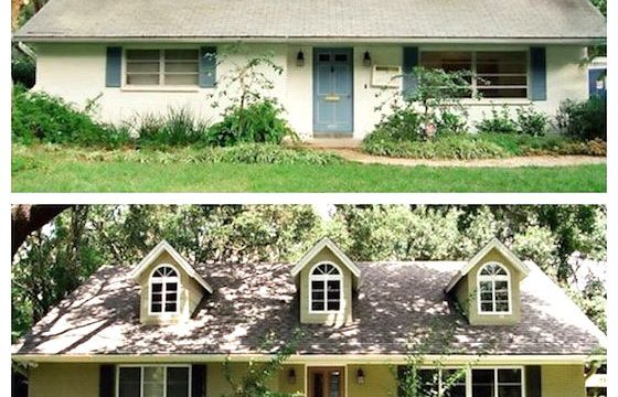 8 Small Homes Get Huge Facelifts