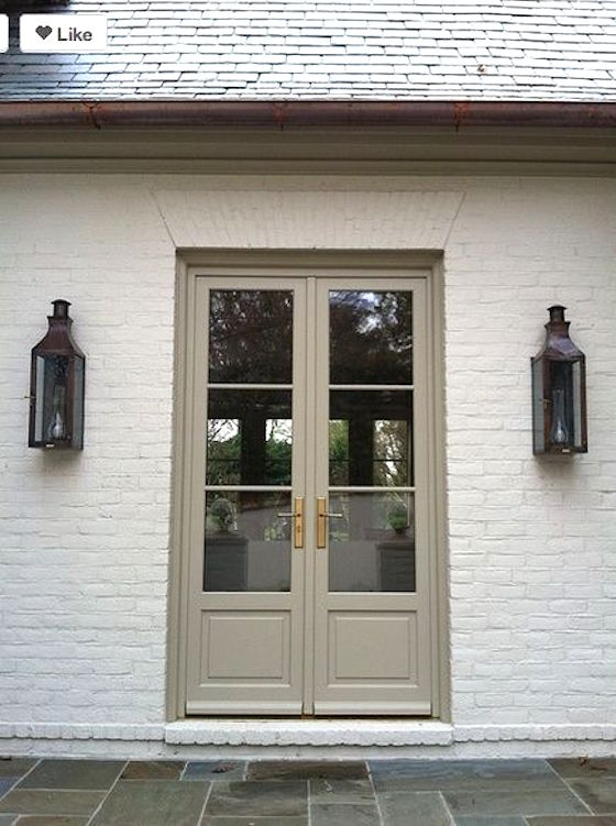 Welcoming Painted Front Doors - OMG Lifestyle Blog