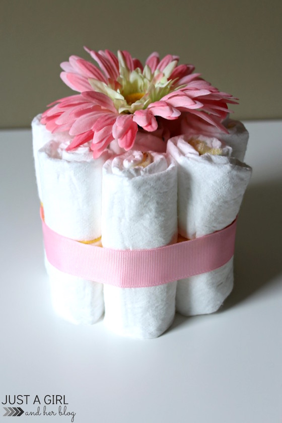 12 Adorable Diaper Cakes For Baby Showers Omg Lifestyle Blog