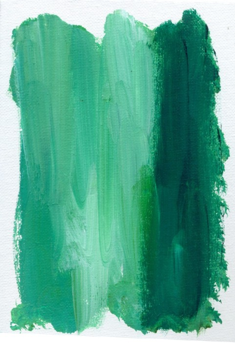 Emerald Green by Artist Christopher Stanton