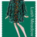 Pantone Lush Meadow for Fall Fashion 2016