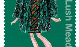 Lovely Green Fall Fashion Trend