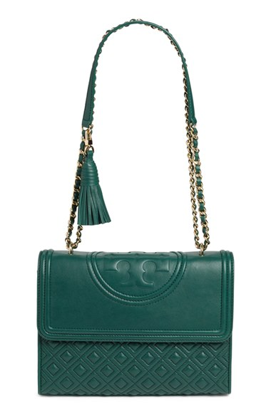Tory Burch Green Handbag