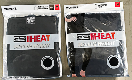 thin thermal underwear at Costco