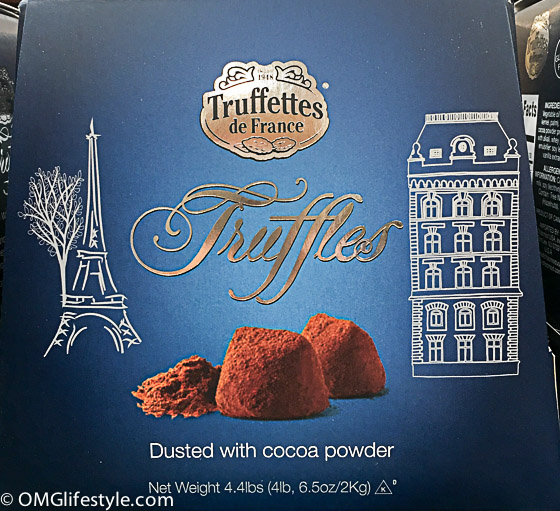 Chocolate Truffles at Costco