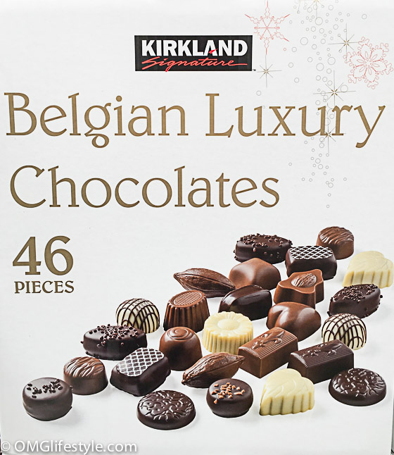 Belgian Chocolates at Costco