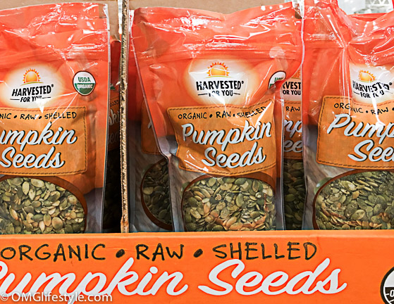 Costco Pumpkin Seeds