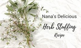 Nana's Delicious Herb Stuffing