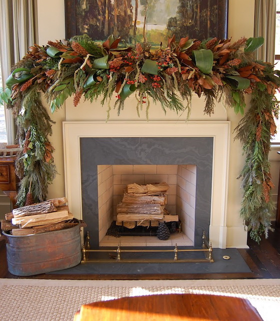 Mantle Decorations Christmas: A Collection Of Festive Christmas Mantels