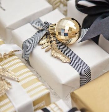Alternatives to Traditional Christmas Gift Wrap