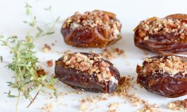 Delicious Stuffed Dates