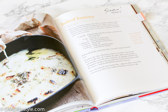 Add tabs to your cookbooks