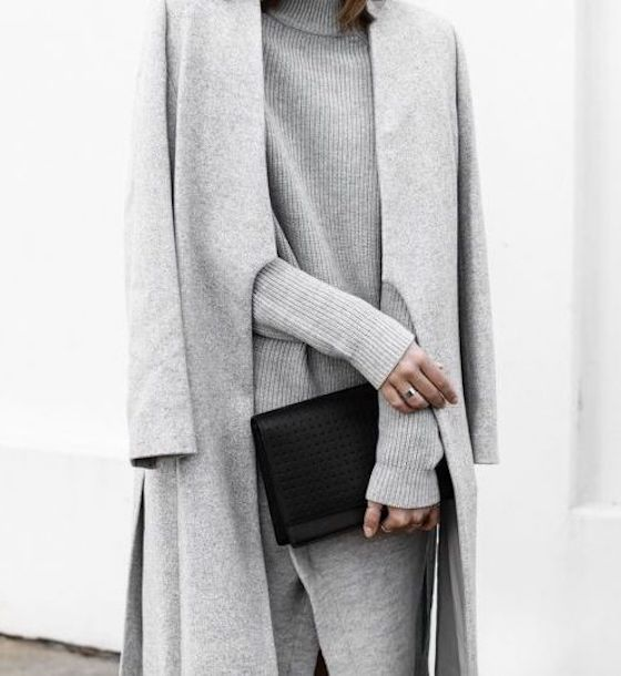 Light Gray Outfit