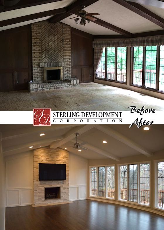 7 Dramatic Before And After Great Rooms Omg Lifestyle Blog