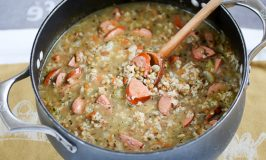 Hearty Sausage & Lentil Soup