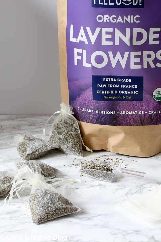 Bulk Lavender for Sachets