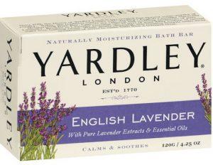 Yardley Lavender Soap