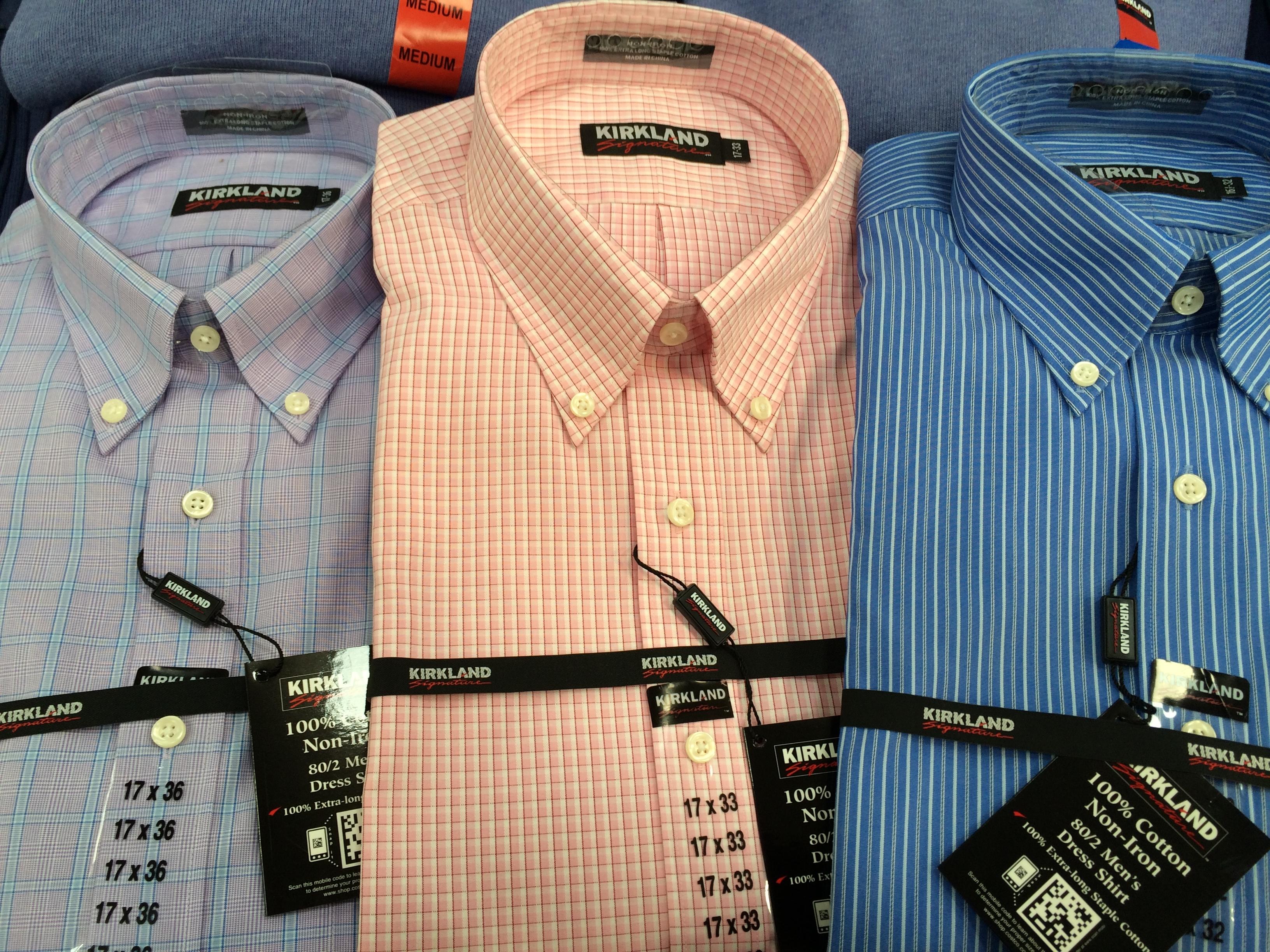 Costco Mens No Iron Shirt Omg Lifestyle Blog