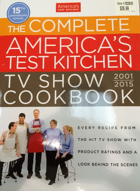 The Complete America S Test Kitchen Tv Show Cookbook Omg Lifestyle