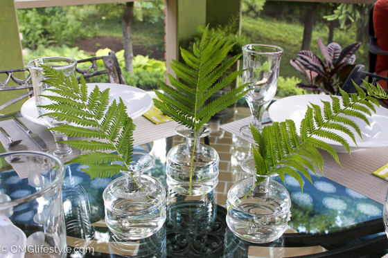 Simple And Casual Centerpieces Omg Lifestyle Blog