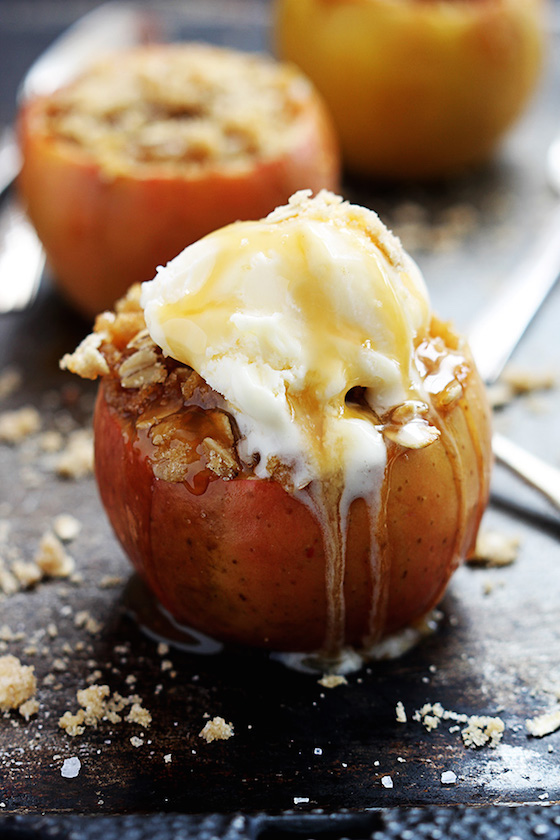 Apple Baked Recipes Oven