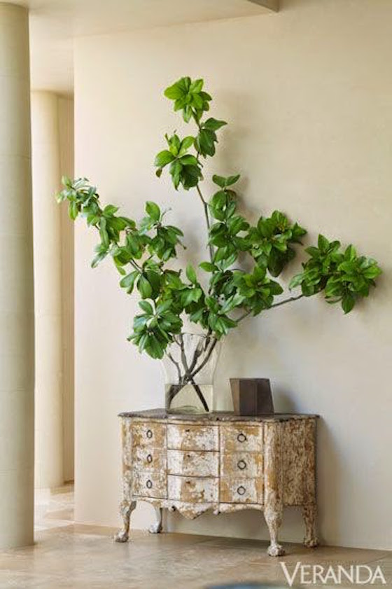 Gorgeous Tree Branches Add Life To This Table Omg Lifestyle Blog